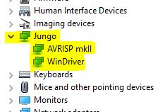 Windows download mkii driver avrisp 10 Avr Isp